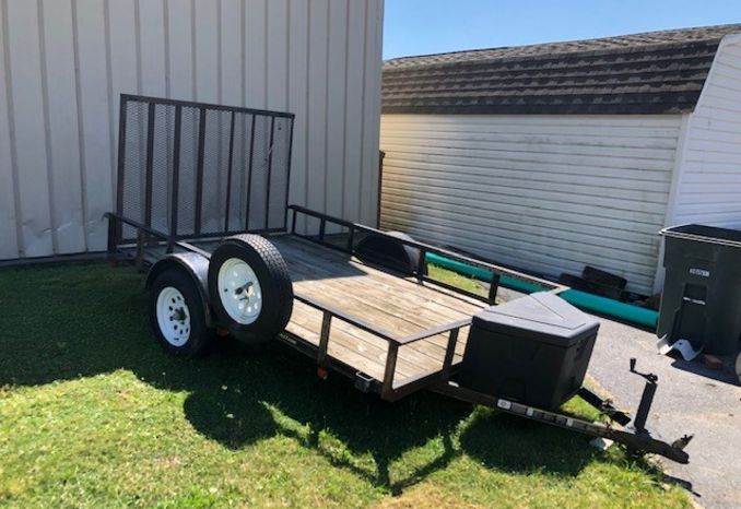 6'x10' All-Pro trailer