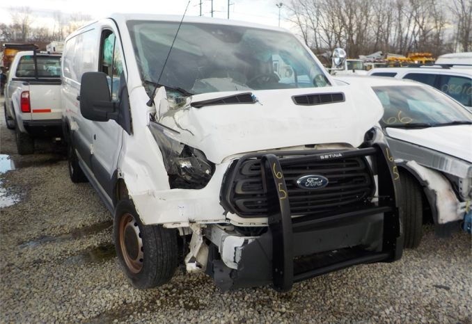 2017 Ford Transit Van/ LOT65-175191-NR