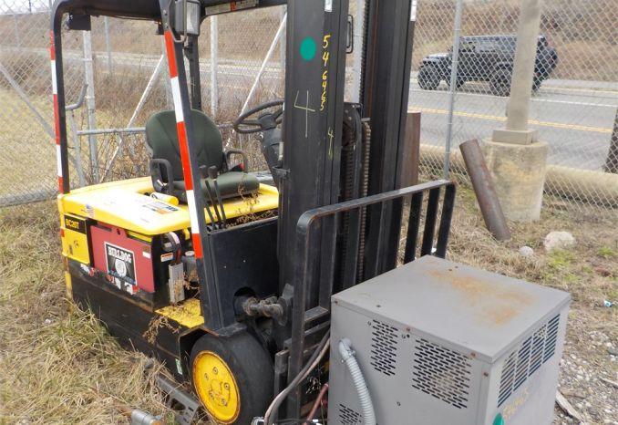 2004 Daewoo Forklift/ LOT4-566465