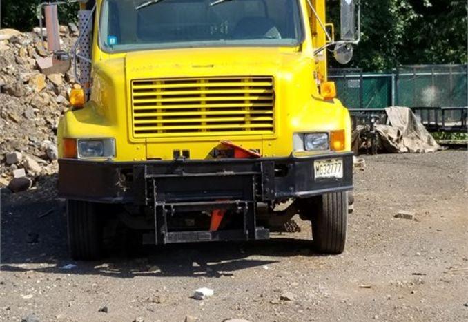 1998 International 4700 Dump Truck