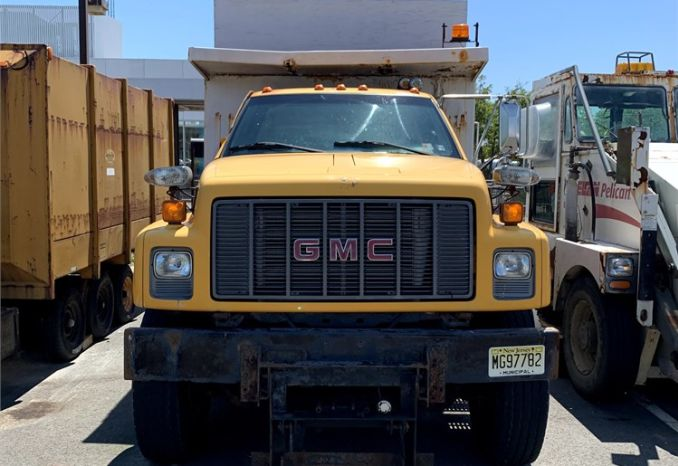 2002 GMC C8500 Dump Truck