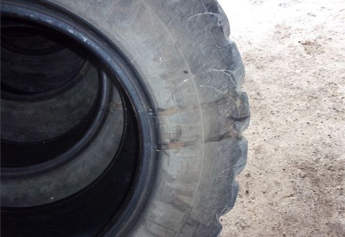 Used Grader Tires