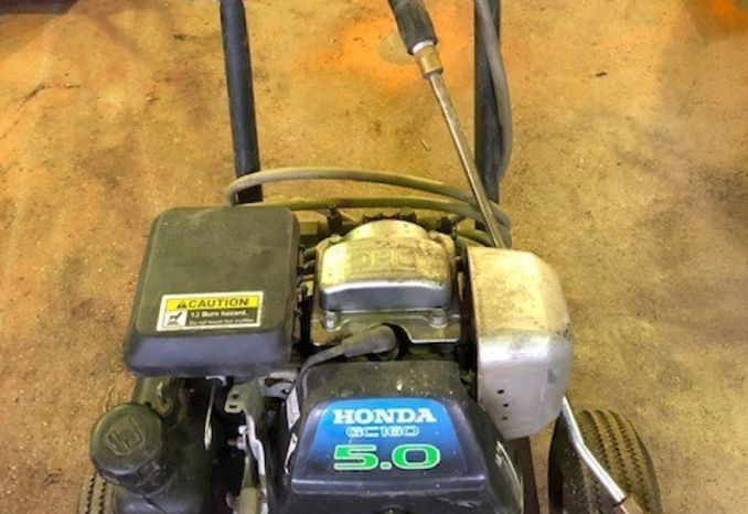 STAR 2600PSI PRESSURE WASHER