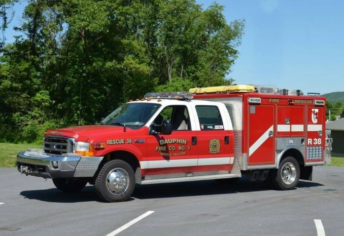 1999 Ford Rescue