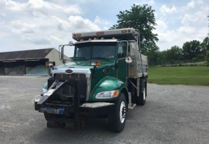 2010 340 Peterbilt dump truck