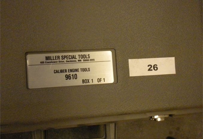 Miller Special Tools #9610 Caliber Engine Tools