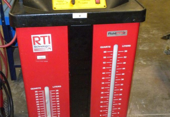 RTI Technologies Fluid Pro MCX-Z/Coolant
