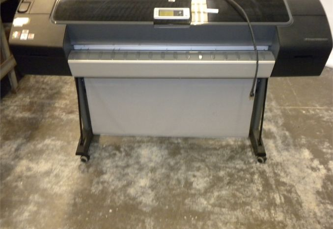 HP Design Jet Color Printer