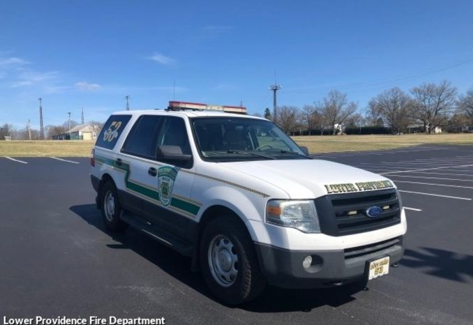 2010 Ford Expedition - Fire Command Vehicle
