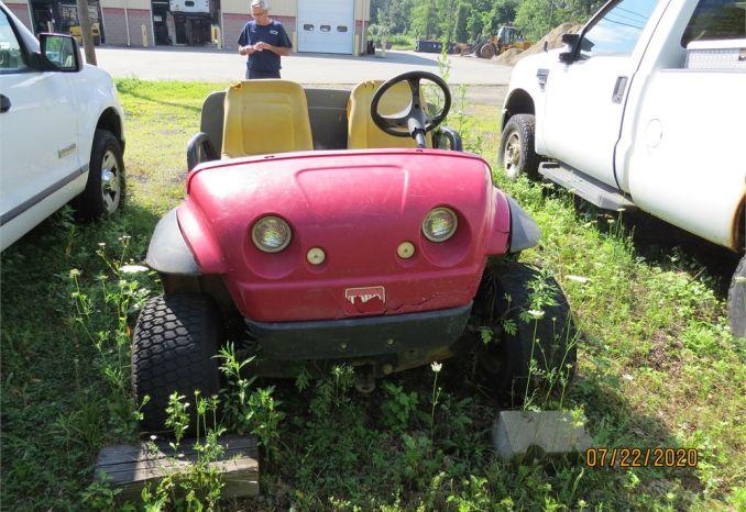 2000 Toro Utility cart