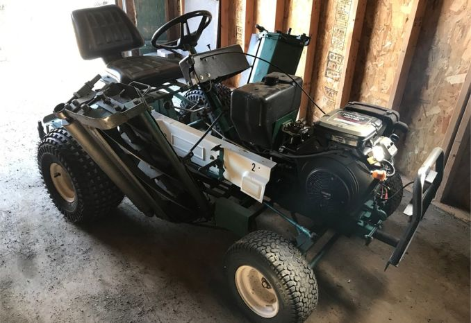 National Golf Mower