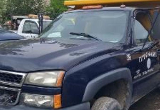 2007 Chevrolet K3500 Dump