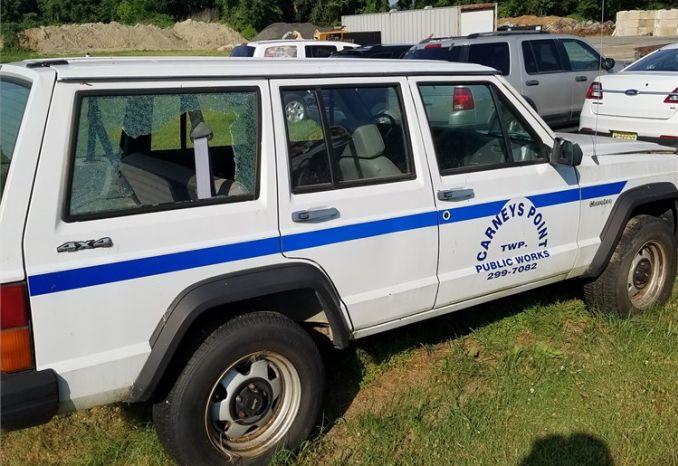 1992 Jeep Cherokee 4X4