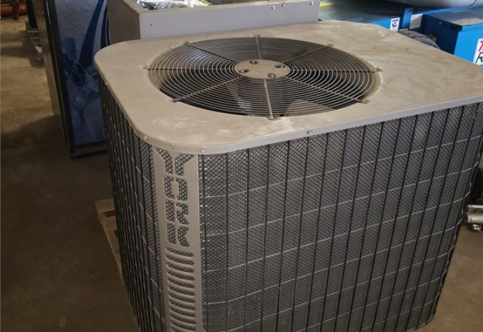 Assorted Air conditioners and Heating units