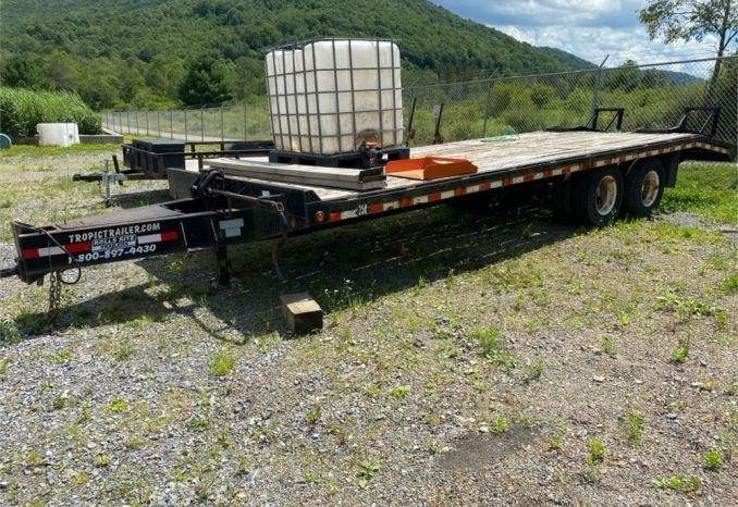 2006 Rori 25ft Trailer