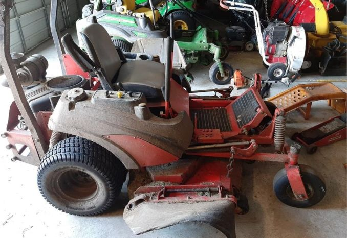 Zero Turn Mower 2003 Simplicity