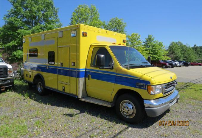 1998 E-450 Ambulance