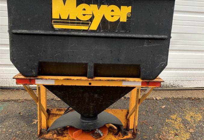 Meyer Hitch-Mount Salt Spreader with Controller