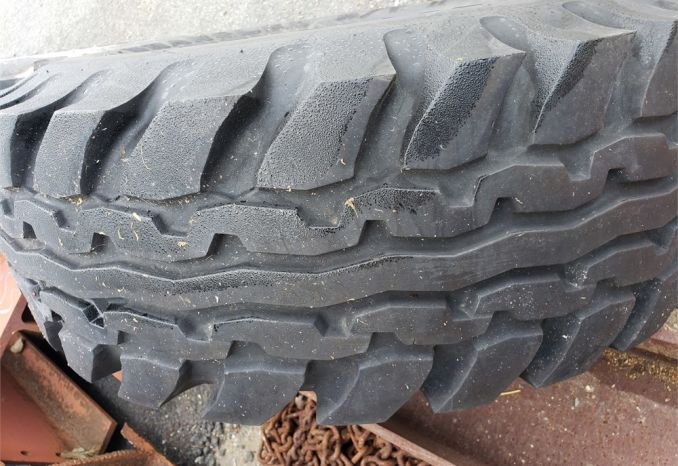2 Military Humvee Tires & Rims