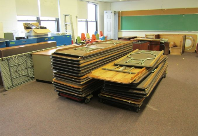 Desks - Tables - Chairs - Office Stuff