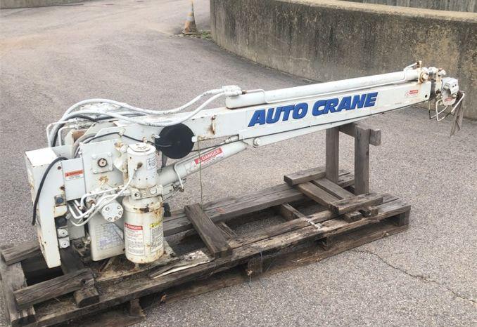 Auto Crane Truck Crane