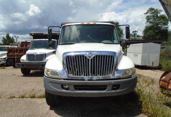 2007 International 4200 Dump truck, runs but sluggish on take off