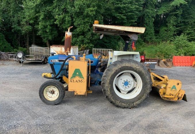 1992 Ford 4630 tractor
