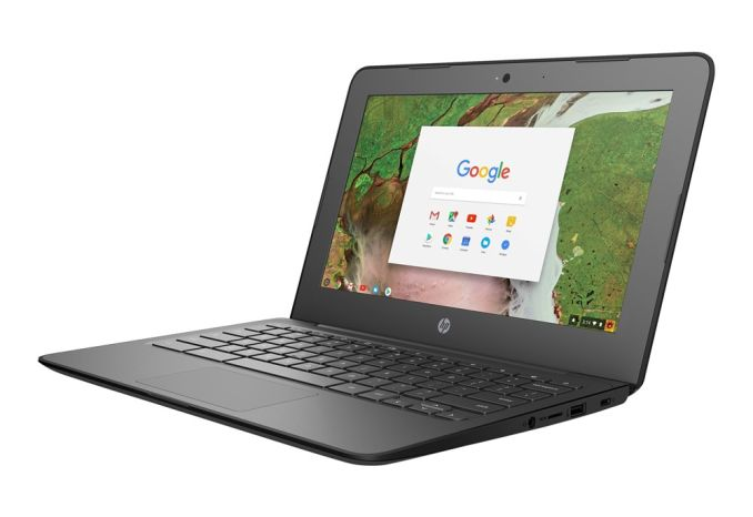 HP CHROMEBOOK 11 G6 EE MODEL - LOT OF 4