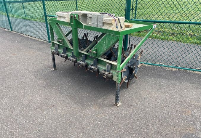 Aerator-3 point hitch aerator