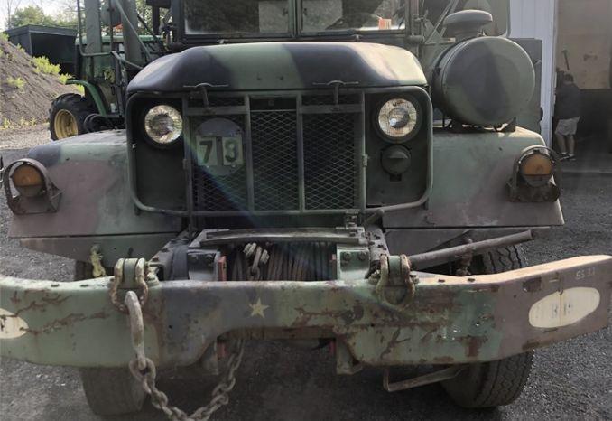 1970 Army Truck