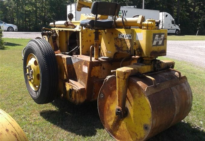 Huber Roller Model t46-8  1973