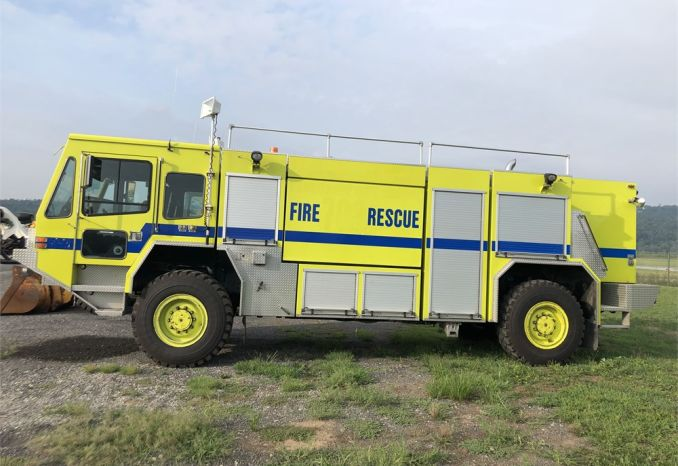 2003 Kovatch Aircraft Rescue Fire Fighting Apparatus