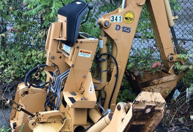 2000 Case backhoe attachment