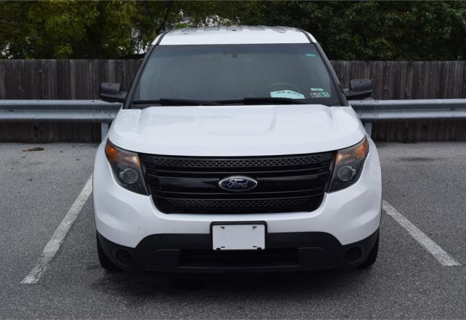 2014 Ford Explorer (67-68)