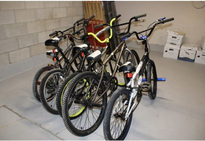 VARIOUS MAKE/MODELS BMX BICYCLES (LOT OF 5)