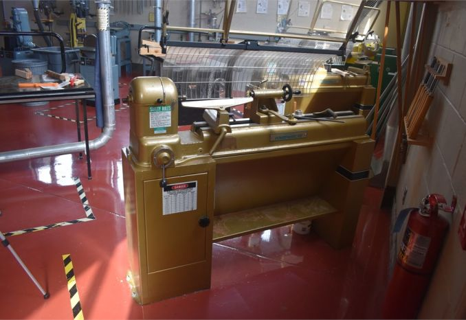 Powermatic Model 45 Wood Lathe