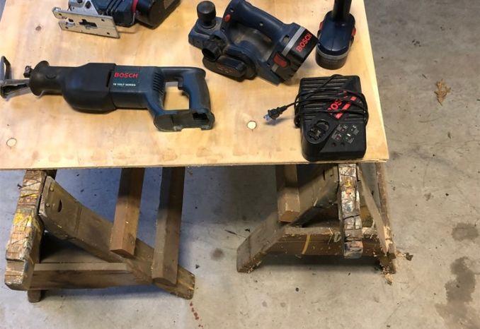 Bosch 18V Combo Kit