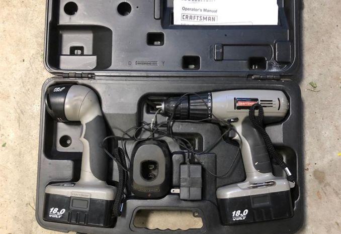 Craftsman 18V Combo Kit