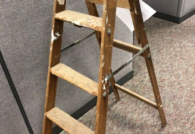 5' Wooden Ladder