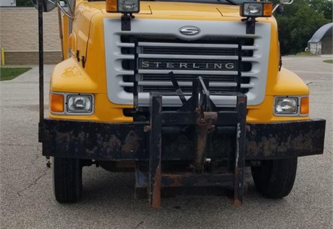2002 Sterling Plow/Dump Truck