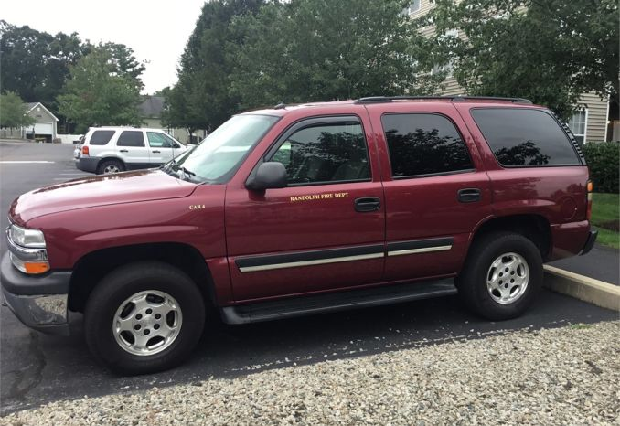 2005 Chevy Tahoe 4WD