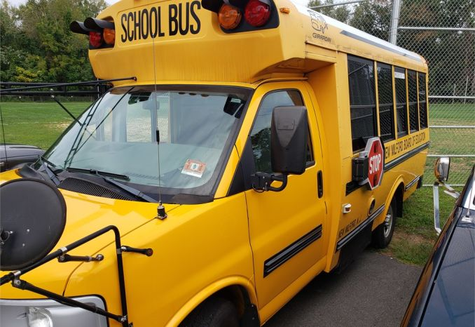 2005 Girardin School Bus