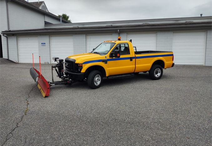 2008 Ford F250 4WD