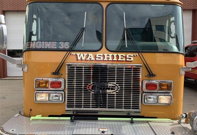 2003 E-One