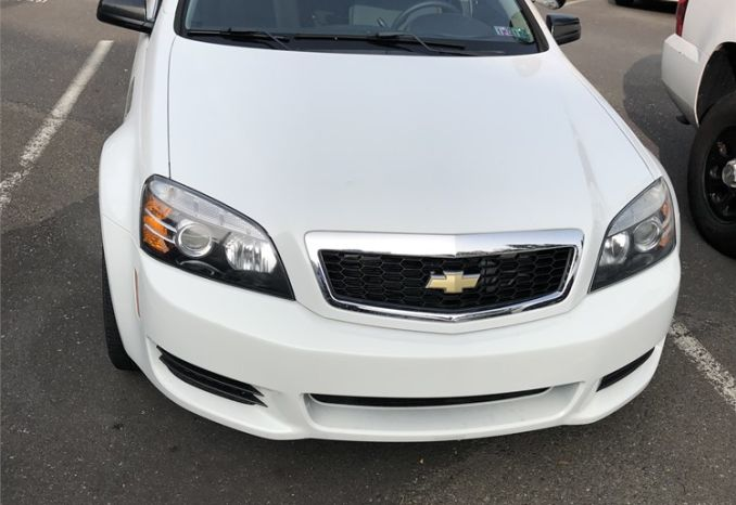 2014 Chevrolet Caprice (Police Package)