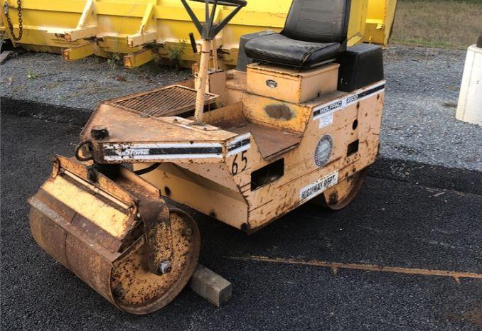 Wolfpac Roller 2500