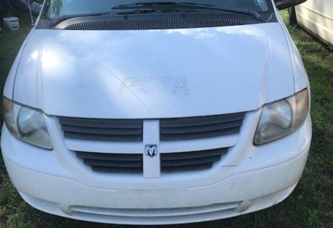 2006 Dodge Minivan