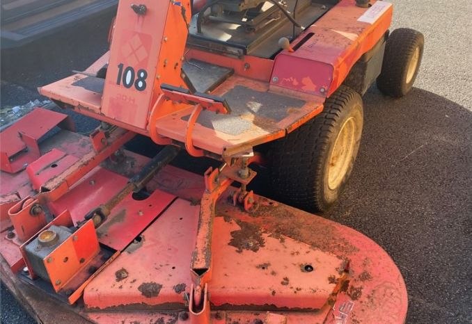 Gravely Diesel Lawn Tractor