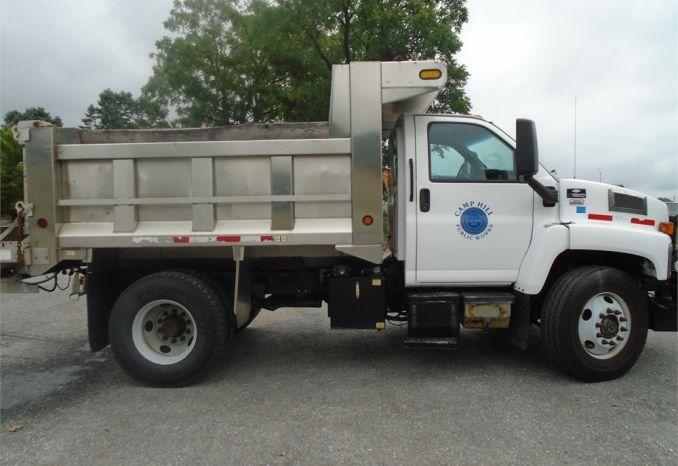 2007 Chevrolet C7500 Dump Truck
