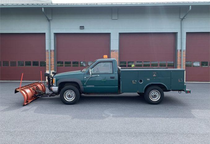 1999 GMC Sierra 2500 4x4 Pick-Up